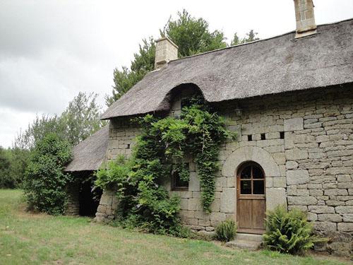 Chaumière bretonne