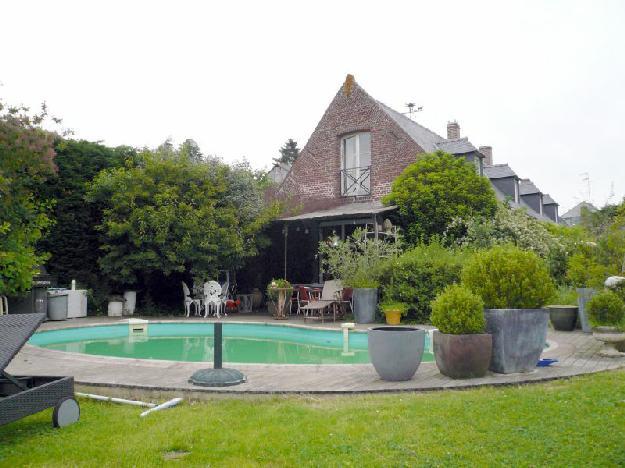 Ancienne longère avec piscine